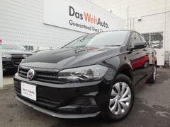 VW ポロTSI トレンドライン 登録済未使用車・新車メーカー保証付