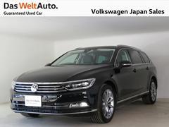 VW パサートヴァリアントTSIハイライン 黒レザーシートエアコン 禁煙DWA認定中古
