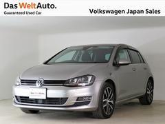 VW ゴルフハイラインコネクト 7世代目最終モデル 禁煙 認定中古車
