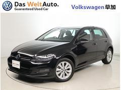 VW ゴルフVW認定中古車 前車追従型クルーズコントロール ワンオーナー