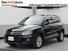 VW ティグアンTSI BlueMotion Technology LeatherPack