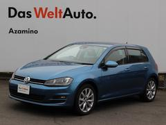 VW ゴルフTSI Highline BlueMotion Technology BrownLeather
