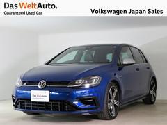 VW ゴルフRR 7.5MODEL 1オーナ禁煙LEDナビACC認定中古車