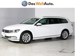 VW パサートヴァリアントTDI Eleganceline