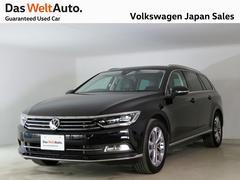 VW パサートヴァリアントTSIハイライン ACC レーンキープ 純正ナビ 認定中古車