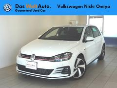 VW ゴルフGTIGTI Active info