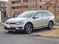 VW ゴルフオールトラックTSI 4MOTION Technology P