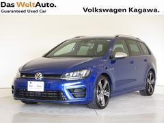 VW ゴルフRヴァリアントR 認定中古車 ディスカバープロ