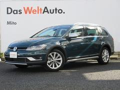 VW ゴルフオールトラックTSI 4MOTION DIGITALMETER