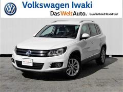 VW ティグアンTSI BlueMotionTechnologyLounge