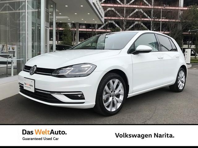 TSI H/L VW認定中古車 ワンオーナー 禁煙車(1枚目)