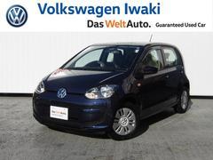 VW アップ!move up! 4Door Volkswagen認定中古車