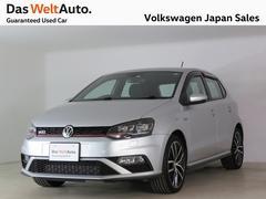 VW ポロGTIGTI純正ナビ Bカメラ ワンオーナー認定中古車