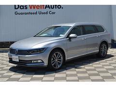 VW パサートヴァリアントTSIエレガンスライン テックエディション 認定中古車