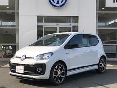 VW アップ!アップ!GTI Volkswagen認定中古車 ワンオーナー