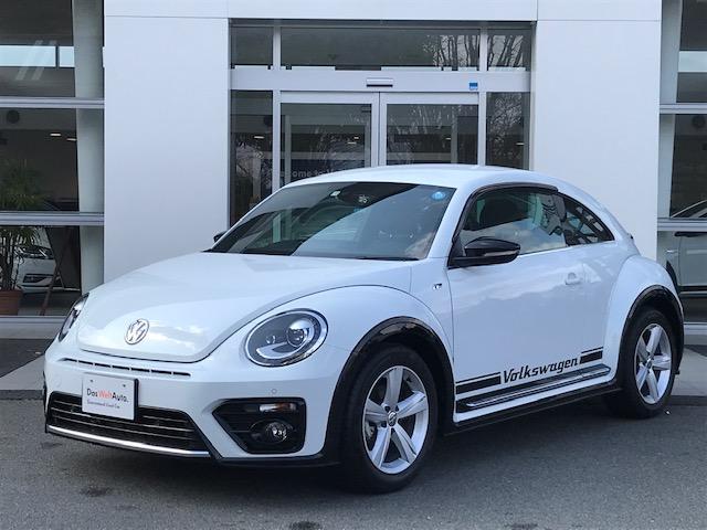 フォルクスワーゲン Rライン Volkswagen認定中古車 ワンオーナー