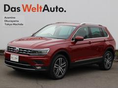VW ティグアンTDI Highline 4MOTION Lether DCC