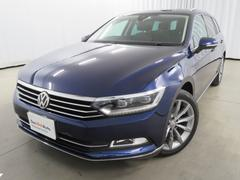 VW パサートヴァリアントTDI Highline テクノロジーP 認定中古車