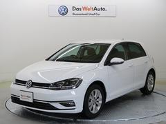 VW ゴルフTSI Comfortline 認定中古車 禁煙ワンオーナー