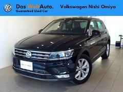 VW ティグアンTSI Highline Discover pro