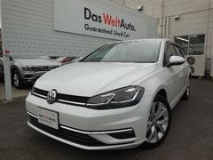VW ゴルフTSI ハイライン 純正ナビ ACC Rカメラ 認定中古車