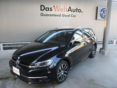 VW ゴルフヴァリアントTSI Highline Tech Edition