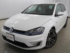 VW ゴルフGTE認定中古車