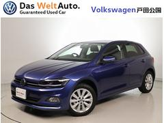 VW ポロTSI Highline 純正ナビ セーフティパッケージ