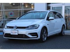 VW ゴルフヴァリアントTSI Rライン インフォテイメントシステム 認定中古車