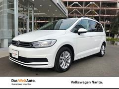 VW ゴルフトゥーランTDI C/L VW認定中古車 ワンオーナー 禁煙車