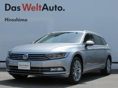 VW パサートヴァリアントTDI ハイライン 純正ナビ テクノロジーP 認定中古車