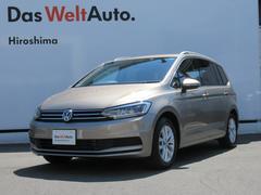 VW ゴルフトゥーランTSI コンフォートライン 純正ナビ デモカー 認定中古車