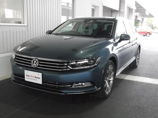 フォルクスワーゲン TDI Highline Technology P