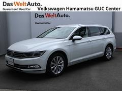 VW パサートヴァリアントTDI エレガンスライン 登録済未使用車 純正ナビ ETC