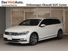 VW パサートヴァリアントTSI R−Line 正規認定中古車