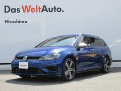 VW ゴルフRヴァリアントR 純正ナビ デジタルメーター Bカメラ LED 認定中古車