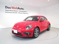 VW ザ・ビートルSOUND メーカー保証付 認定中古車