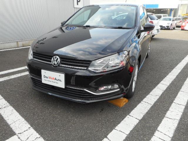 フォルクスワーゲン TSI Comfortline 認定中古車 純正ナビ