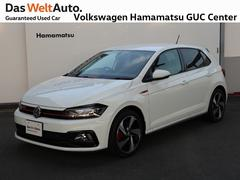 VW ポロGTI登録済未使用車 純正ナビ バックカメラ ETC 認定中古車