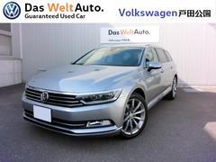 VW パサートヴァリアントTDI Highline Teck.Pkg.