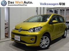 VW アップ!high up! 4ドア インフォパッケージ