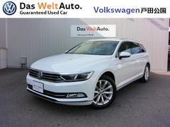 VW パサートヴァリアントTDI Eleganceline Discover Pro