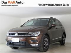 VW ティグアンTSIコンフォートライン UpグレードPKG ワンオーナー