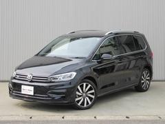 VW ゴルフトゥーランTSI R−Line 正規認定中古車 デモカー 禁煙車