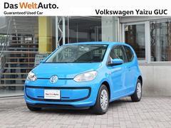 VW アップ!ムーブアップ 2ドア 1オーナー 禁煙車 認定中古車 CD