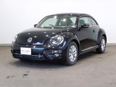 VW ザ・ビートルDesign 認定中古車 ワンオーナー キーレス 禁煙車