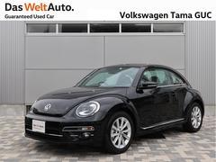 VW ザ・ビートルワンオーナー、新車保証継承、ナビ、ETC、バックカメラ