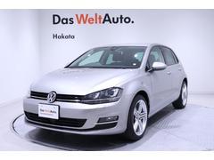 VW ゴルフTSI Comfortline Connect DP