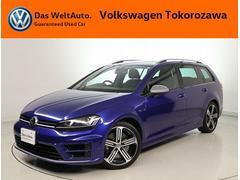 VW ゴルフRヴァリアントR NaviEtcBc