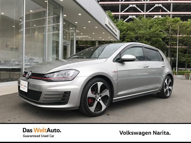 フォルクスワーゲン GTI leather VW認定中古車